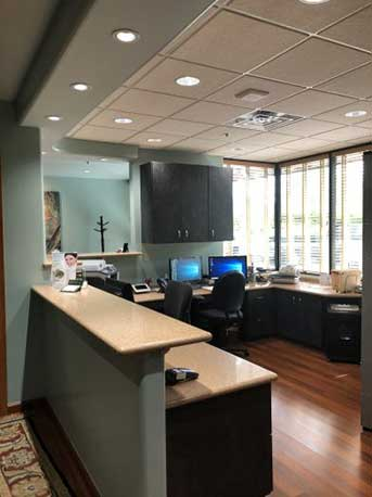 impant dentist office in Scottsdale AZ